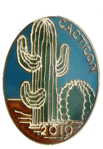 Cacticon 2010 Badge