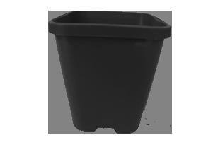 P009A black pot